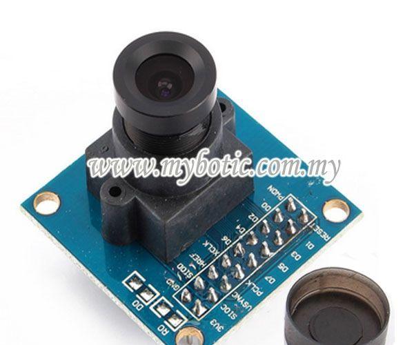 OV7670 Arduino Camera Sensor Module Framecapture Tutorial