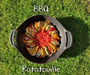BBQ Ratatouille.