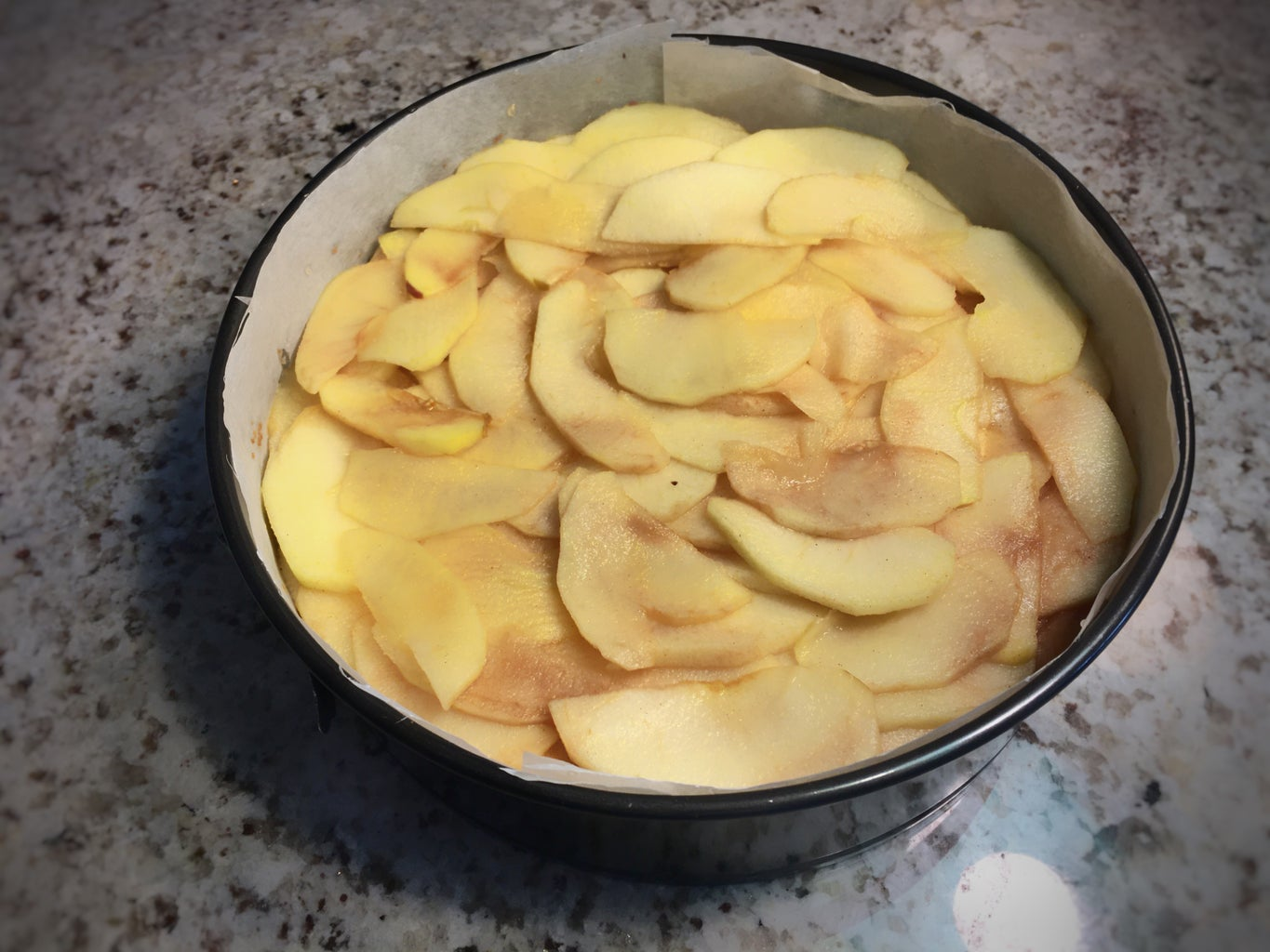 Apples on Top