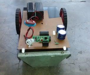 Homemade Rc Car
