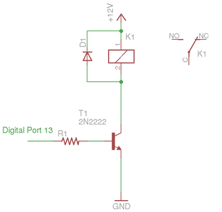 Connecting A 12v Relay To Arduino 8 Steps Instructables