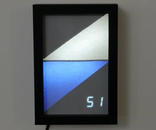 WiFi Weather Display With ESP8266