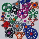 Hex Nut Fidget Spinners