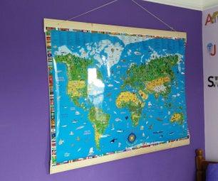 Basic Map Frame