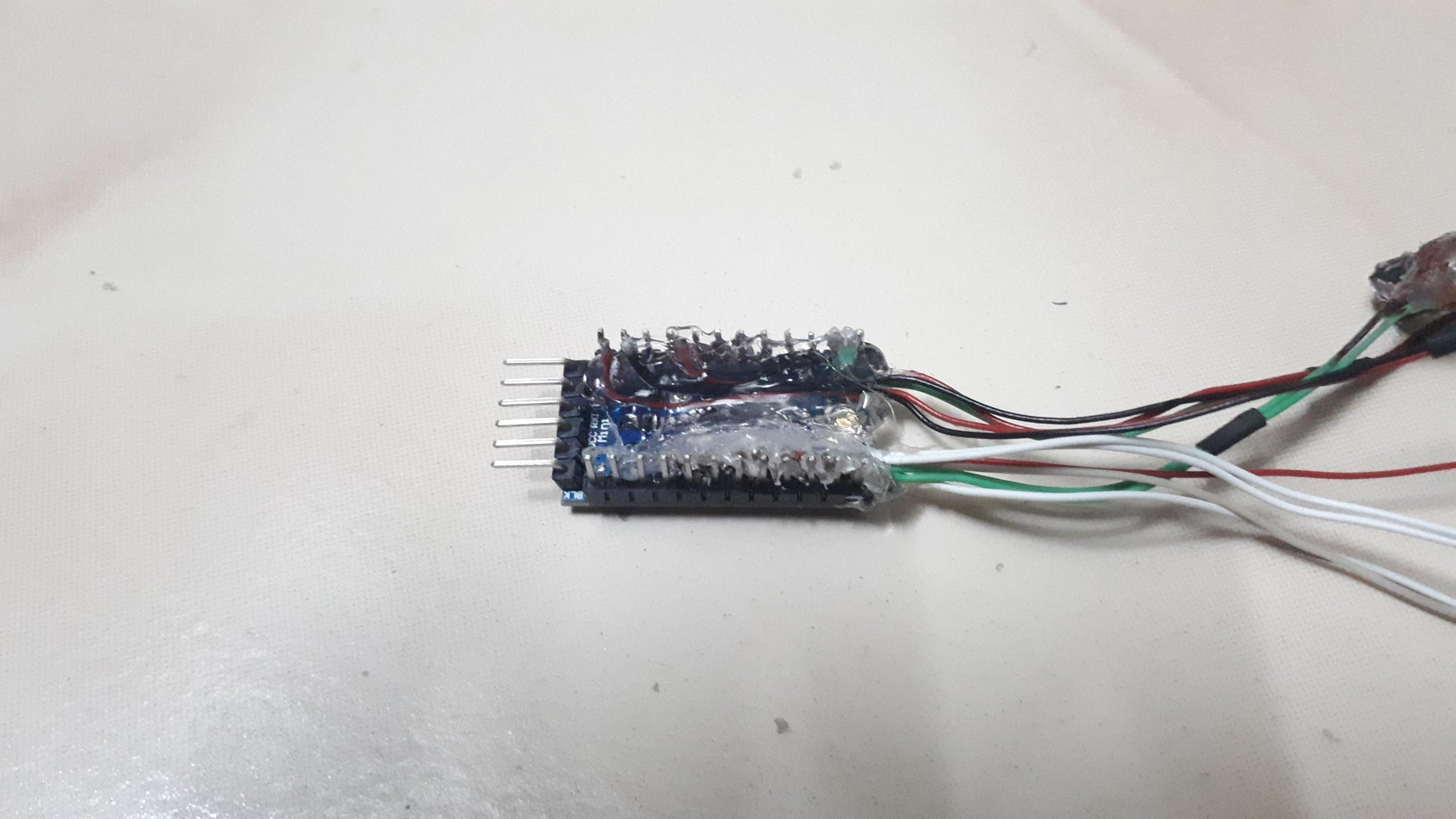 Prepare and Connect Circuit