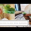 Black Bean Burgers (video Recipe)