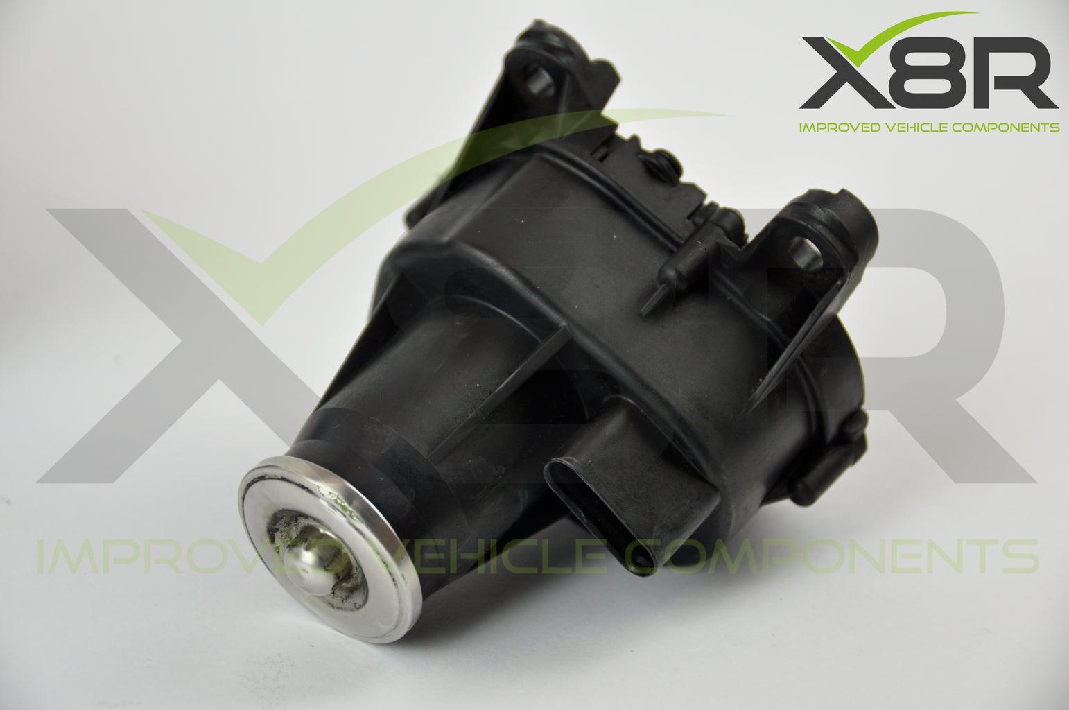 Remove Actuator Motor