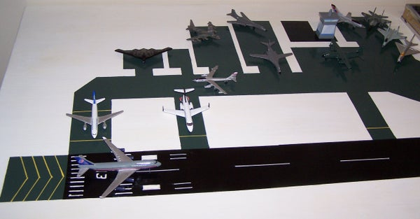 Air Traffic Control Training Table
