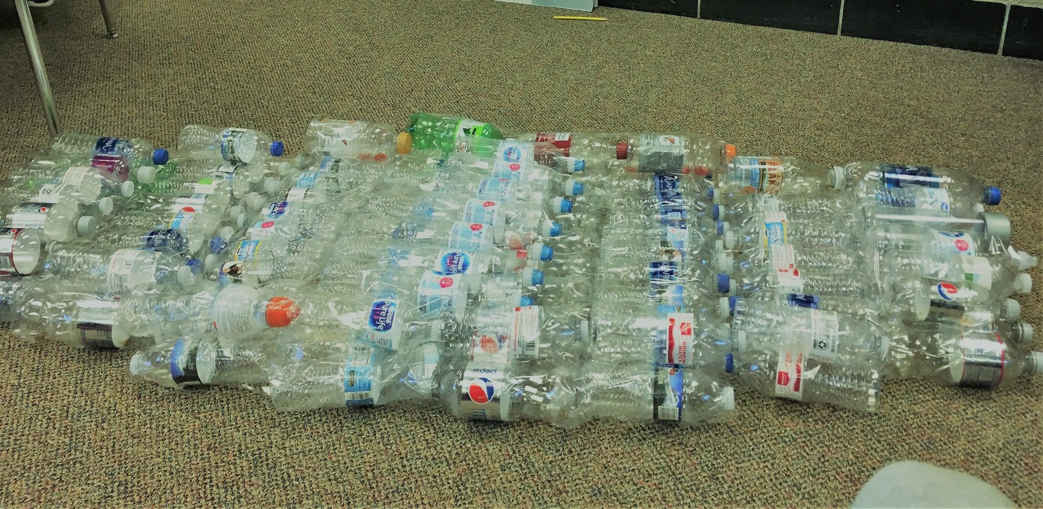 Plastic Bottle Boat!