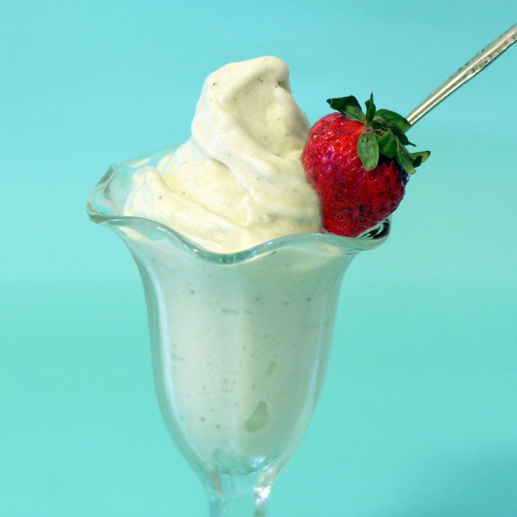 1-ingredient Ice Cream