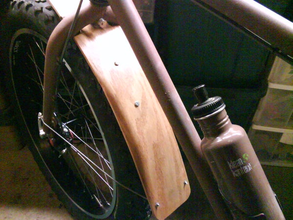 Woody Fenders for a Classic Vintage Look