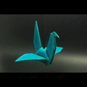 Leather Crane