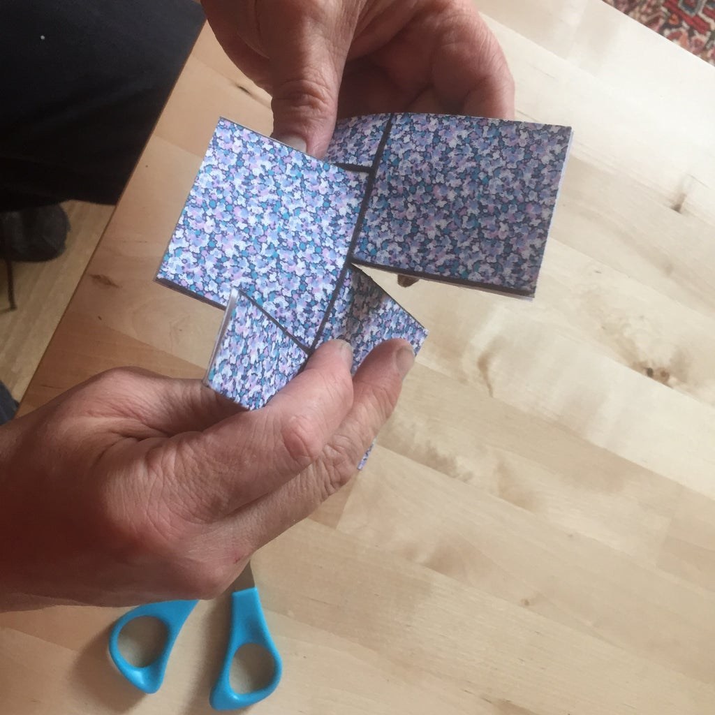 Folding - This Is the Tricky Bit to Explain