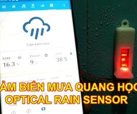 Optical Rain Sensor With Broken Mouse