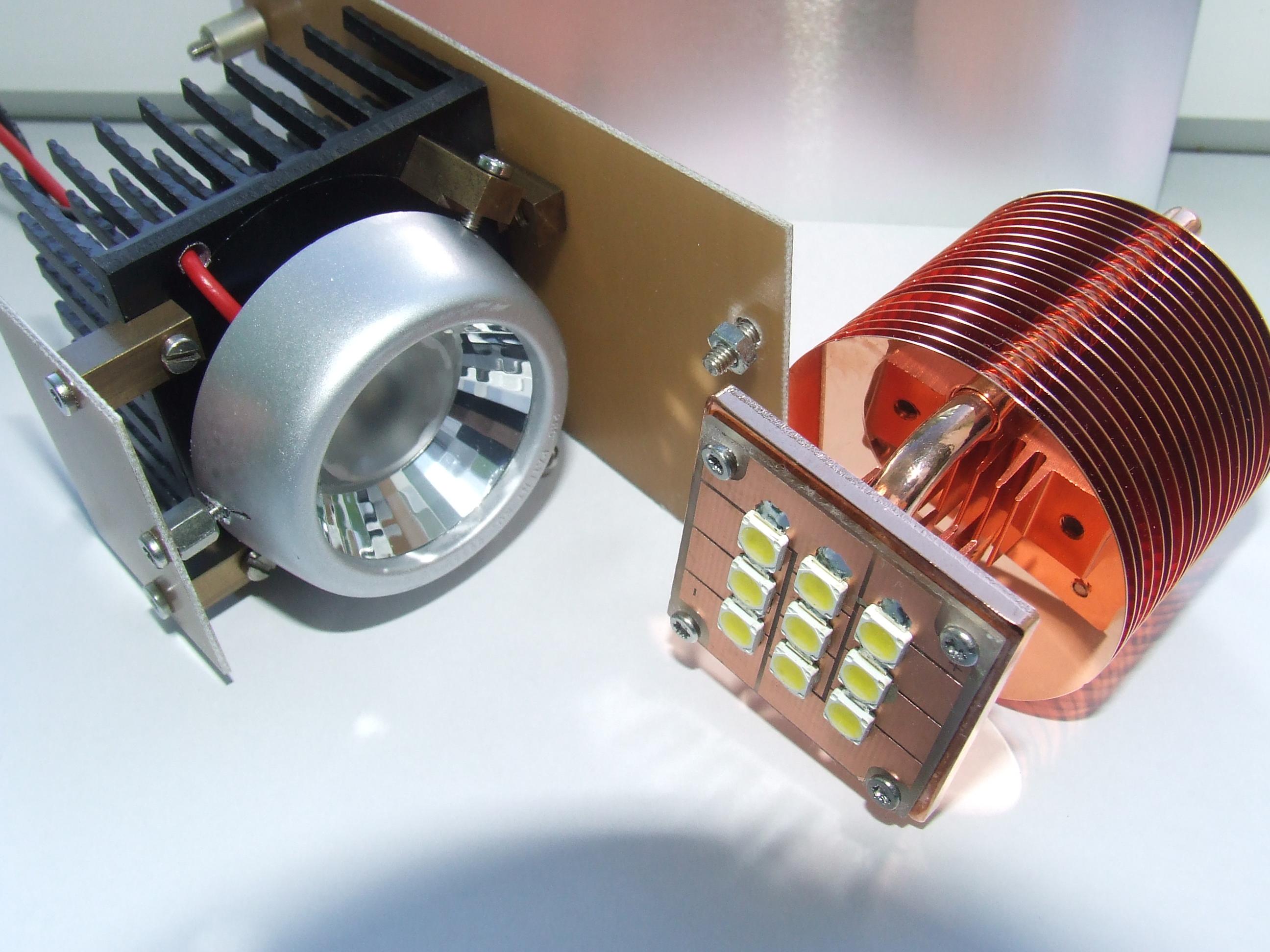 LED Projector Lamp v.2.0