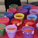 Quilled Flower Pots