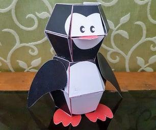 The Penguin Paper Bomb