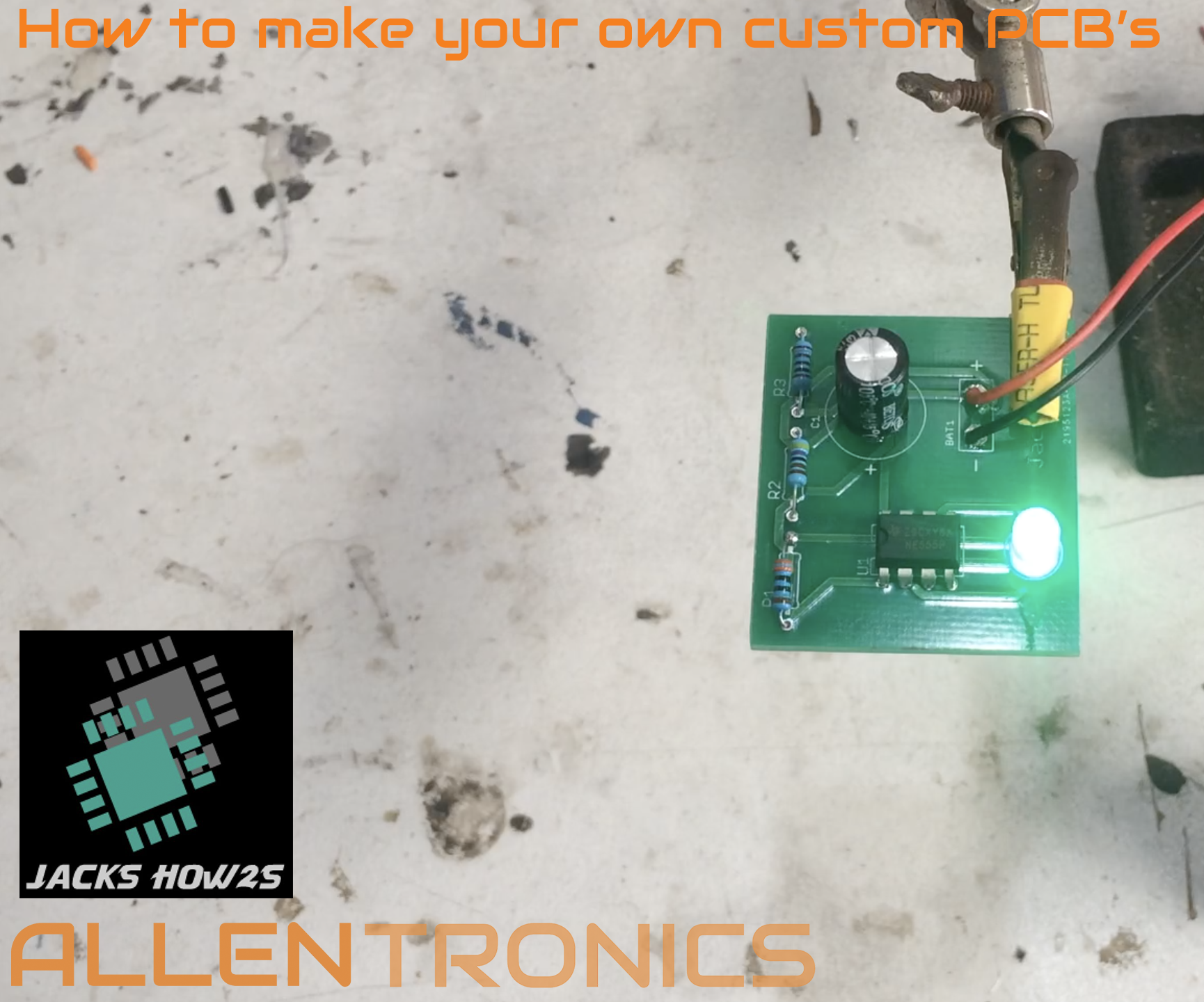 How to Make Custom PCB's FOR CHEAP!