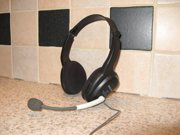 XBox 360 Wireless / Wired / Cordless Headset C/w Microphone