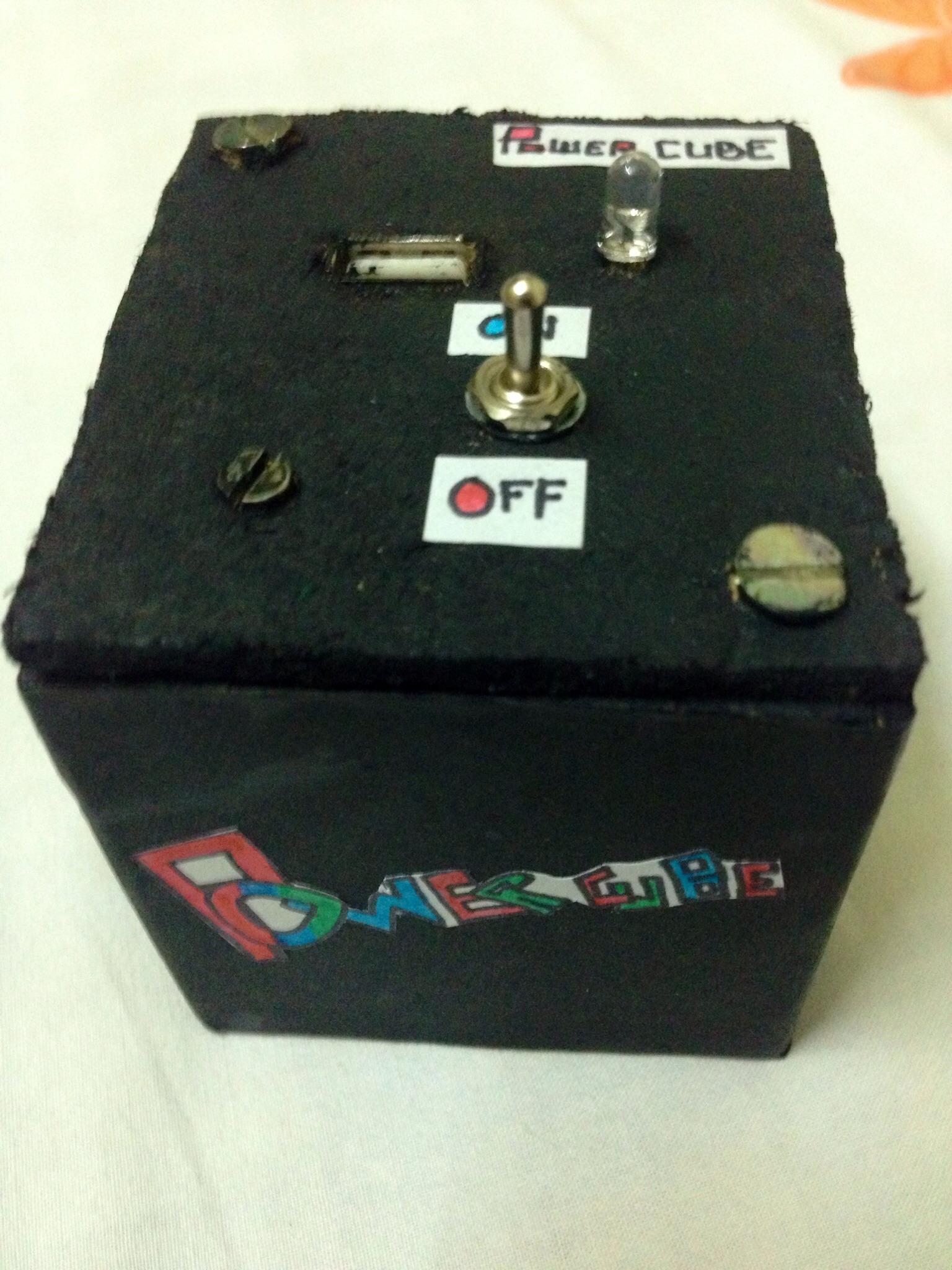 DIY PowerCube! : Ultimate Charging Solution
