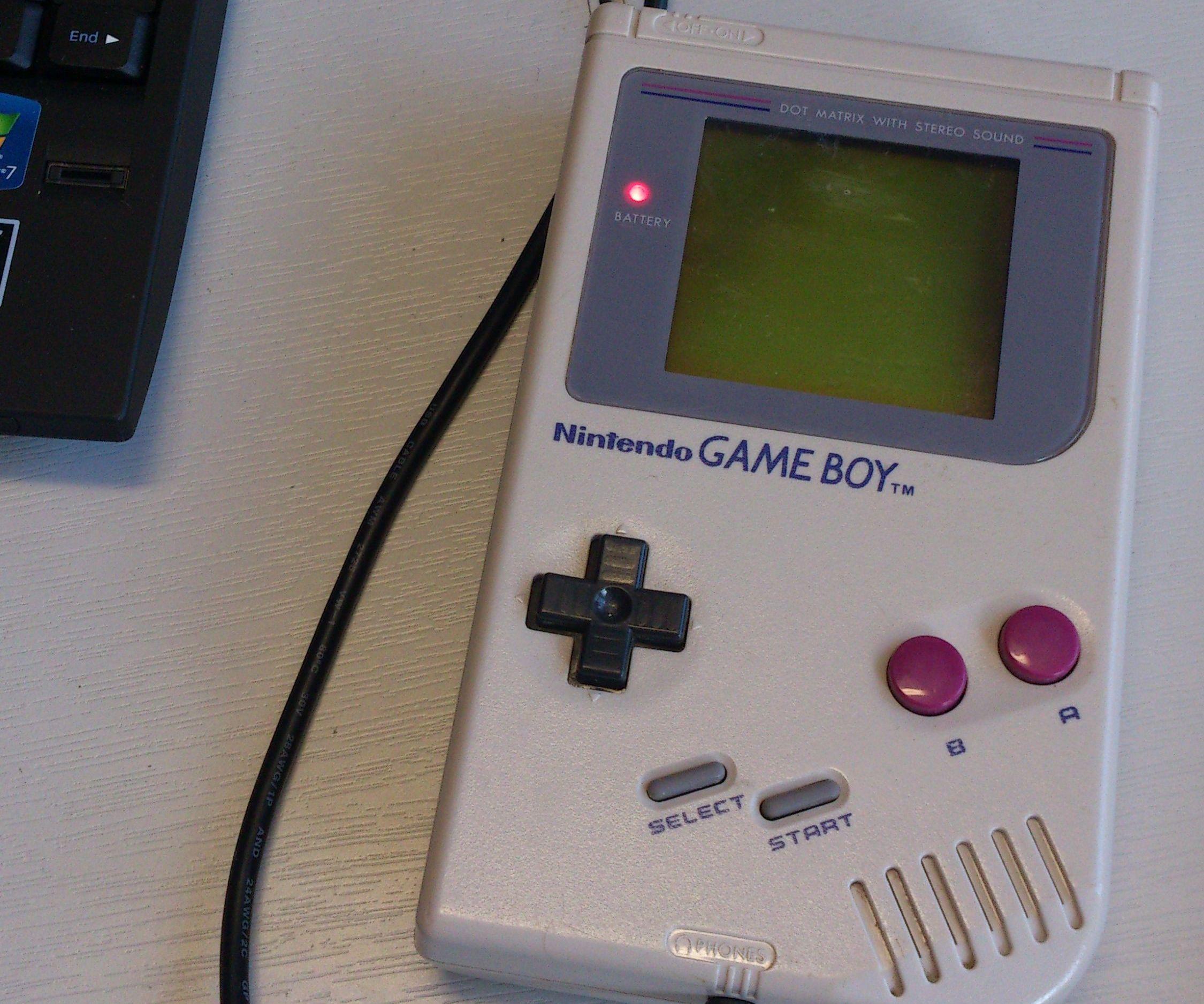 Game Boy Hard Drive
