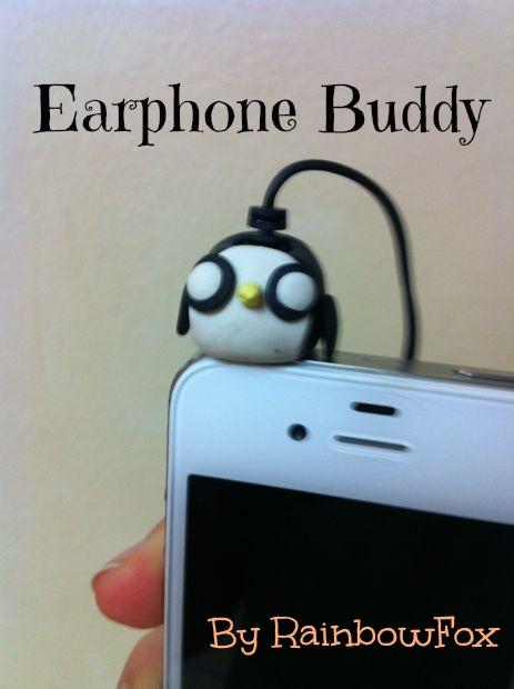 Earphone Buddy