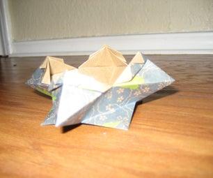A Fancy Origami Box