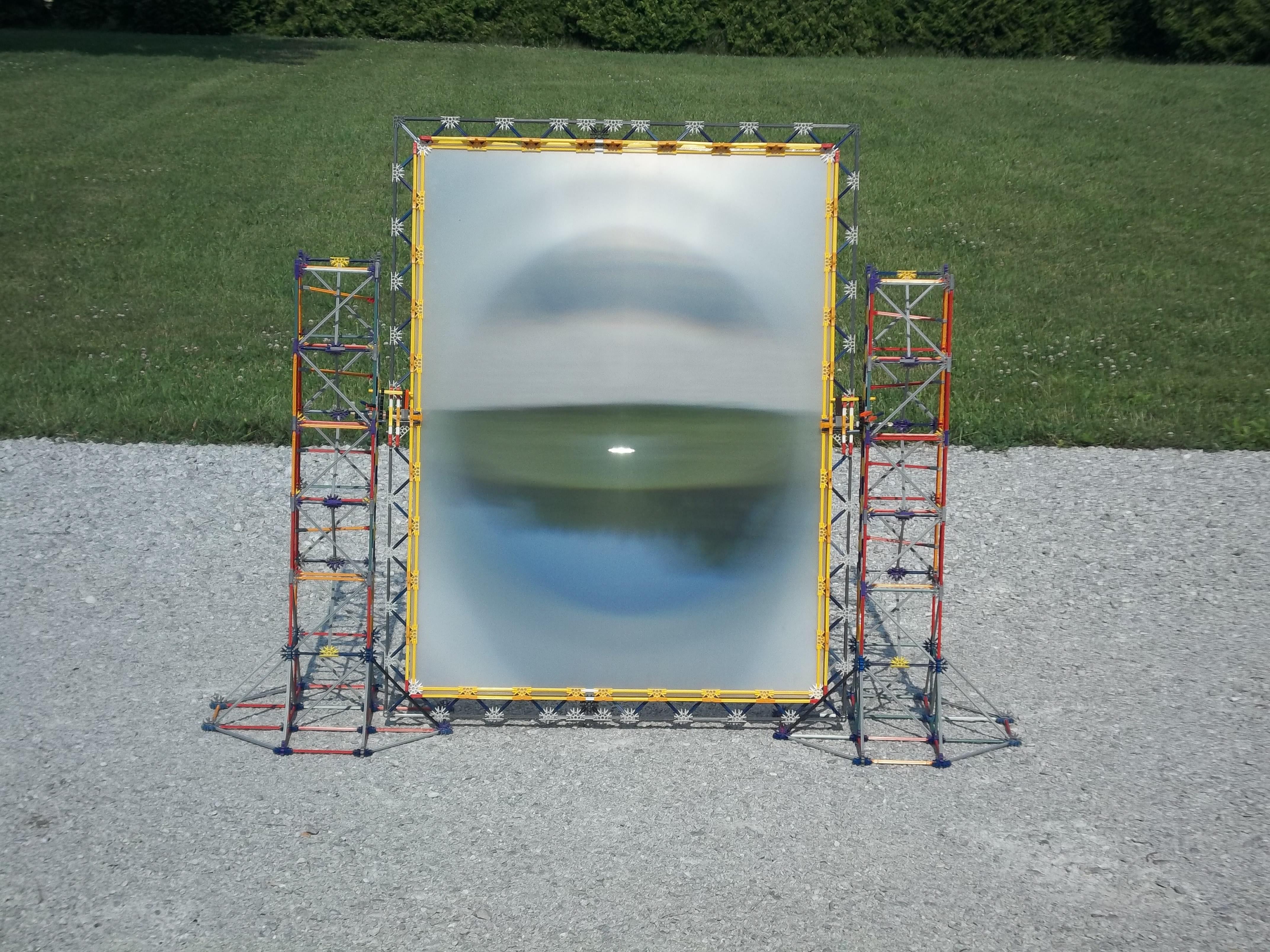 Combustinator, Knex Solar Scorcher