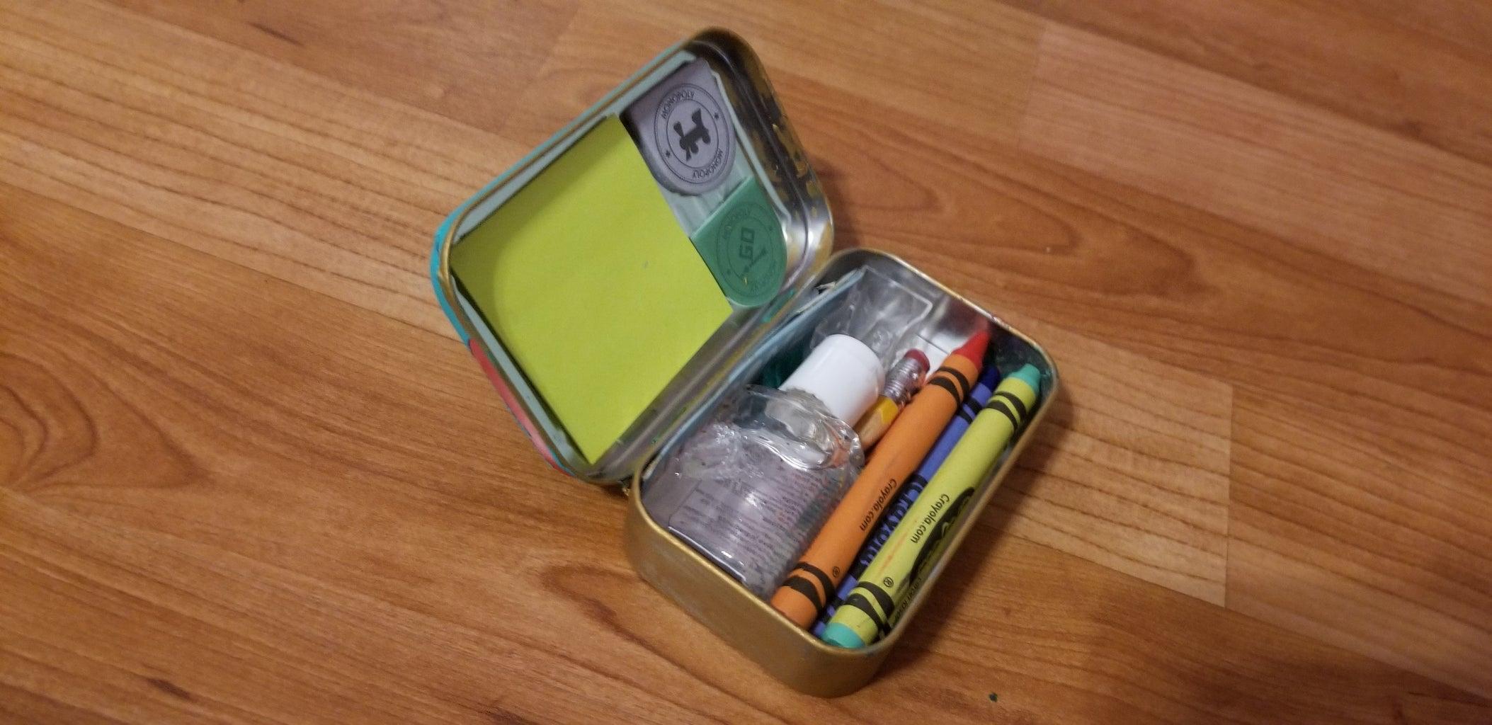 Mini Hobby-Box