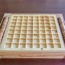 Custom Wood Othello/Reversi Board