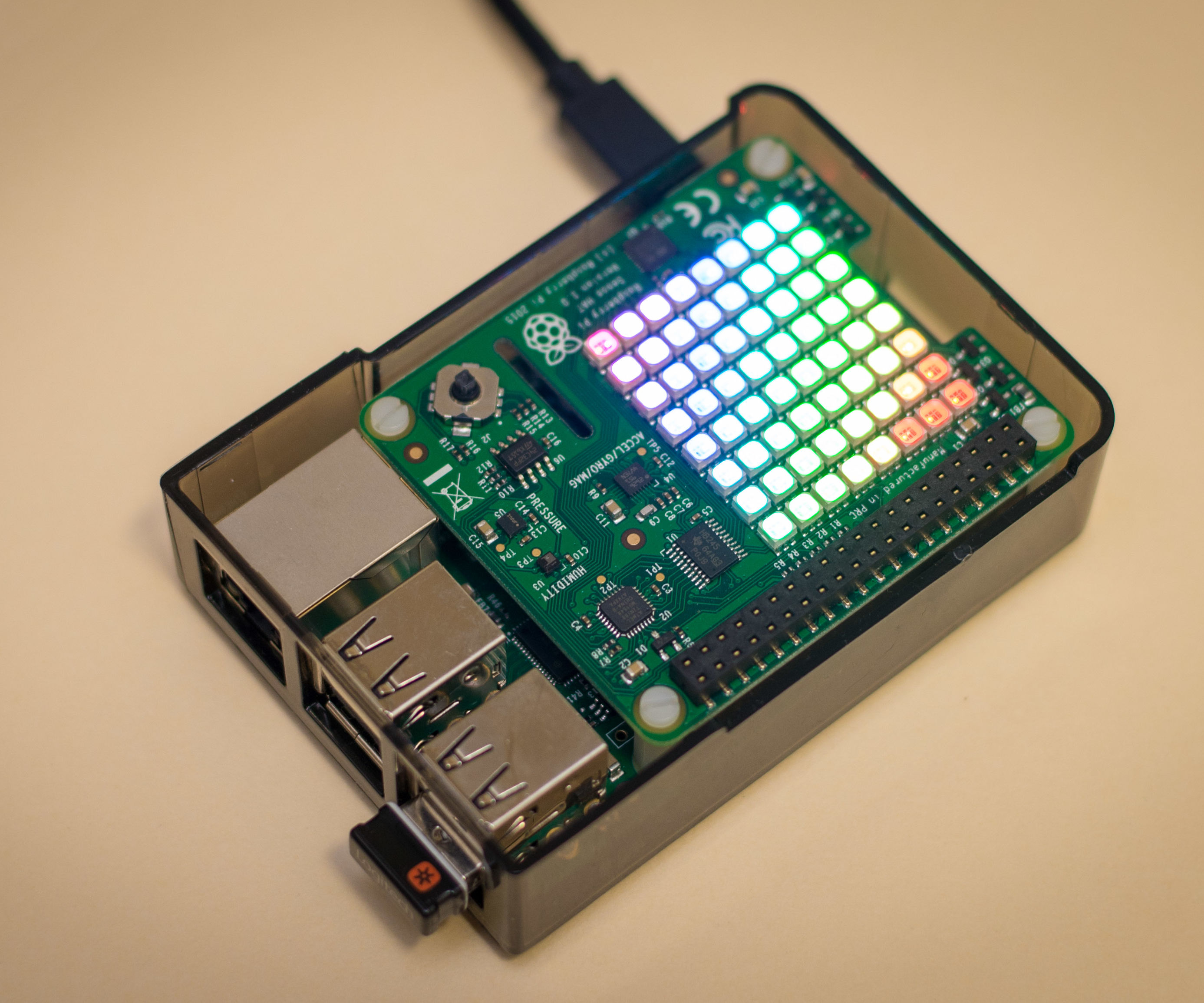 R-PiAlerts: Build Your Own WiFi Based Security System With Raspberry Pis