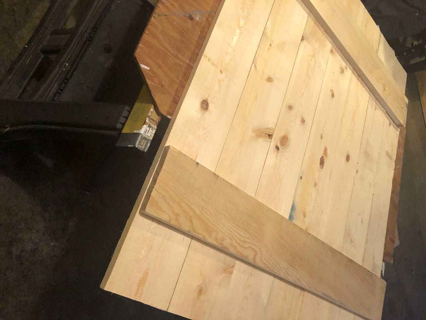 Laying Out the Boards