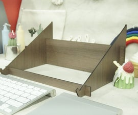 How to Make DIY Laptop Stand