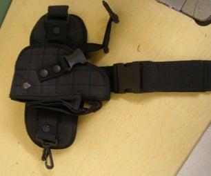 How to Repair a Gun Holster Under $5