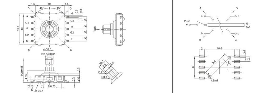 Stereo Bluetooth Module