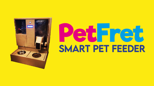 PetFret: Smart Pet Feeder