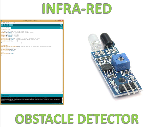 Infra Red Obstacle Detection