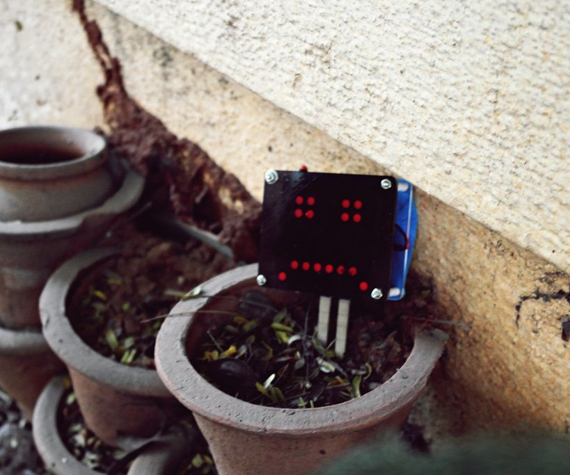 More Humane Moisture sensor