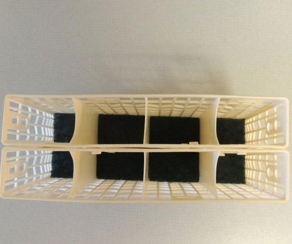 Dishwasher Basket Improvement