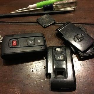 DIY Toyota Prius Key Fob