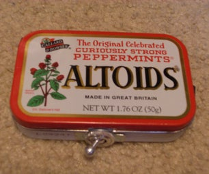 Another Altoids Ipod Charger