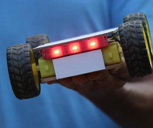 Easy Smartphone Controlled Car