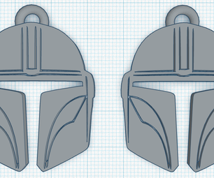 How to Make SVG Earrings in Tinkercad