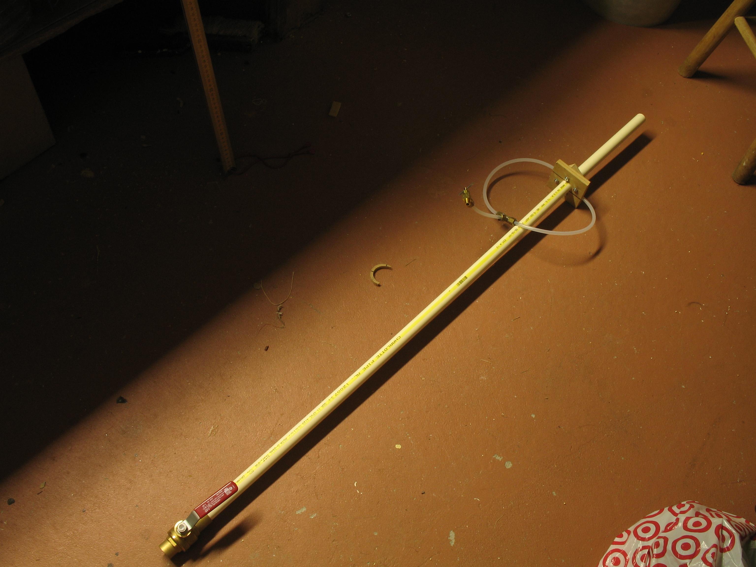 The Hilsch vortex tube