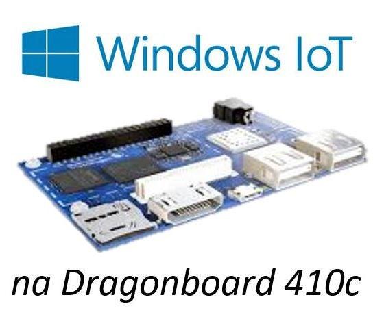 Instalando O Windows 10 IoT Na DragonBoard 410C