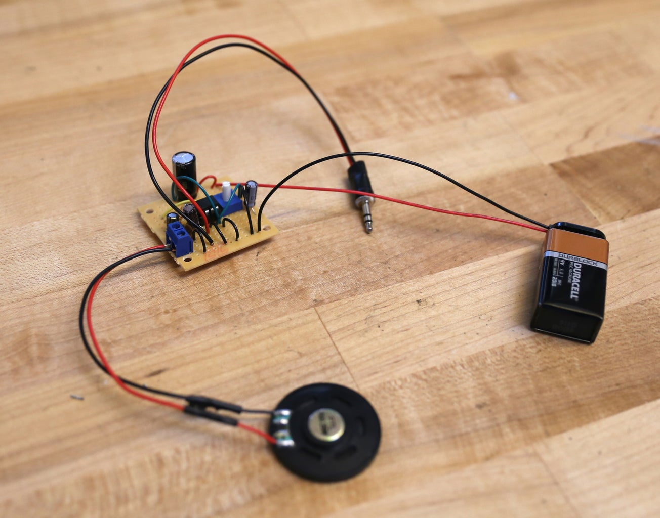 Audio: Circuit