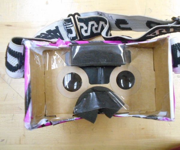 Wearable DODOcase Virtual Reality Viewer