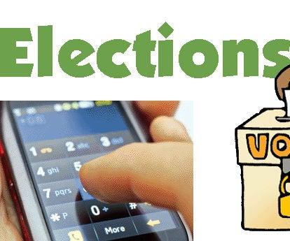 Smart Voting Using DTMF