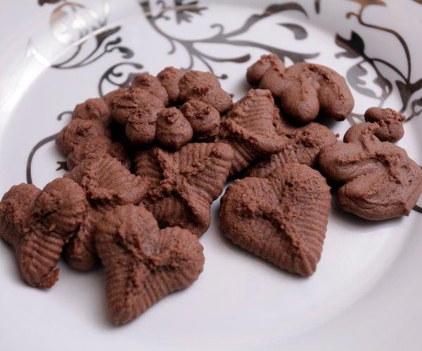 World's FASTEST Chocolate Cookie