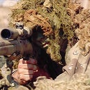 Paintball Sniping